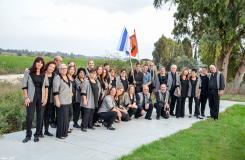 חבורת הזמר צלילי מנשה - ניהול מוזיקלי עדי רון
