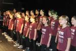 להקת הזמר של בית ספר אלונה בכנס חבורות